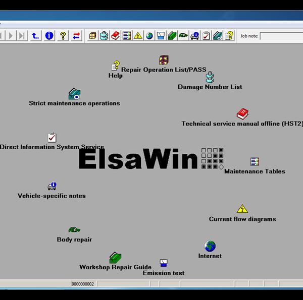 ElsaWin 5.2 Plus Multilanguage FULL PACK [05.2015]