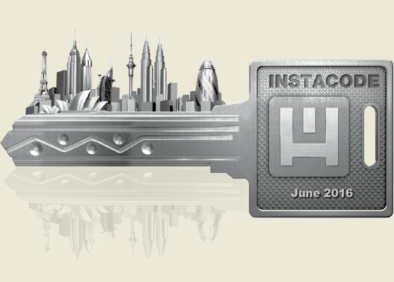 Instacode 2016.6 logo