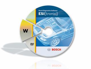 Bosch ESI Tronic 2016q1