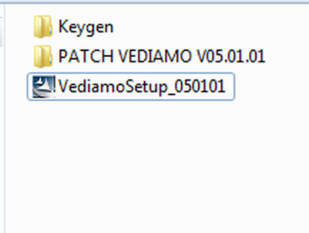 vediamo 5.01.01 patch and keygen