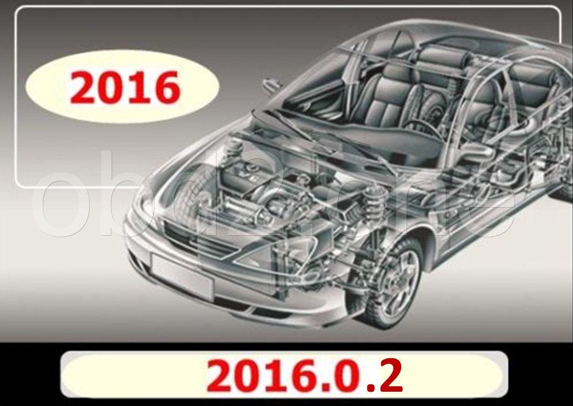 Autocom Delphi 2016.2