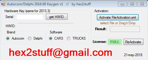 keygen delphi download