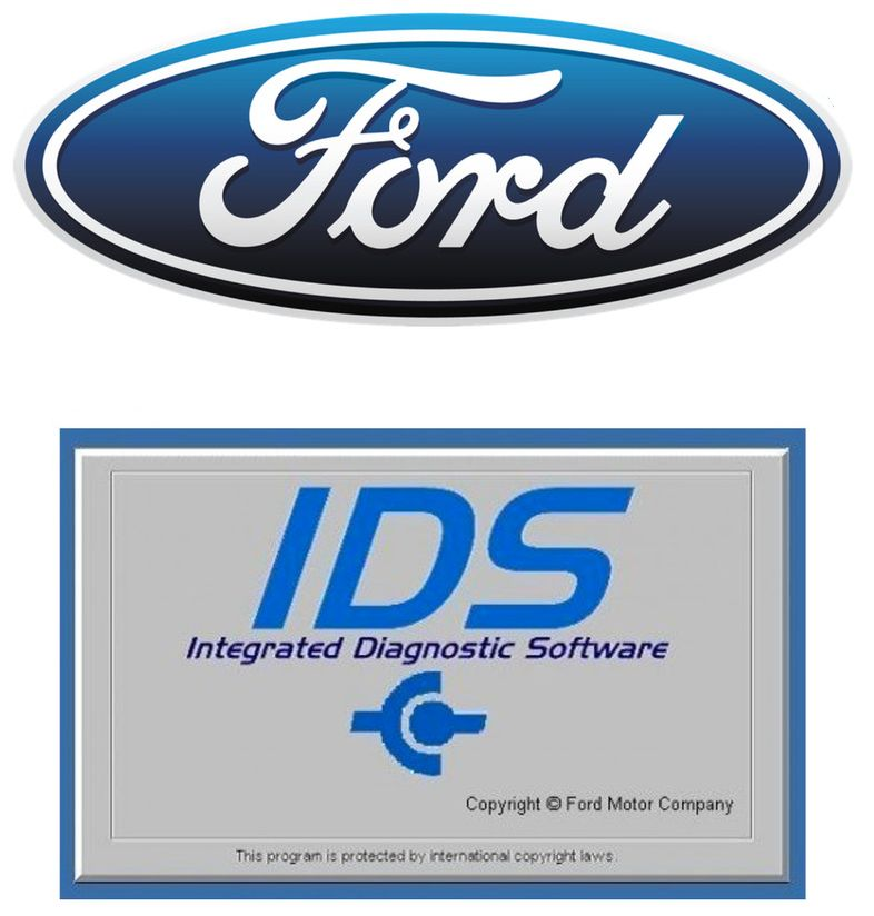 Modernistyczne Ford IDS 112.04 VMware Image – Automotive Files JK03