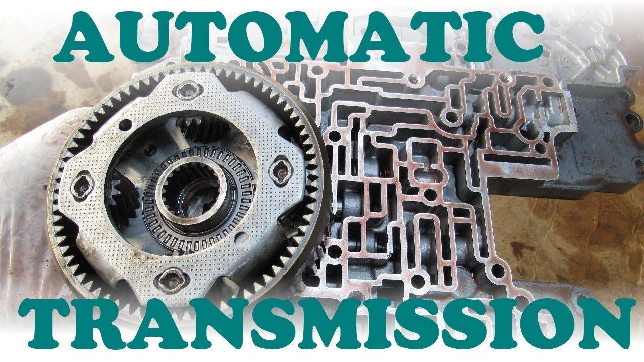 Automatic Transmission Repair Manuals