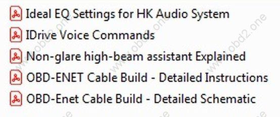BMW E-Sys coding guide